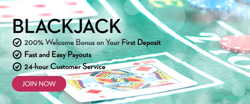 Play Online Blackjack for Real Money at Slots.lv