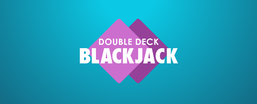 There's always action whenever playing any variety of Blackjack and we have them all including the New Double Deck Blackjack. Blackjack has some of the best odds in the house and this version gives a better theoretical return to our players than the standard six-deck game. Blackjack also known as 21 is by far the most popular and played table game in casino, which is now available on mobile.